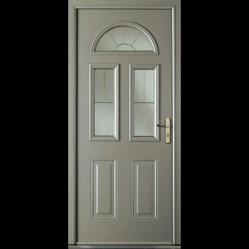 Porte vitr e 3 carreaux for Porte vitree standard