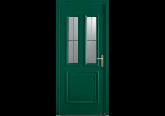 Porte vitrée 2 carreaux