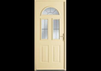 Porte vitrée 3 carreaux
