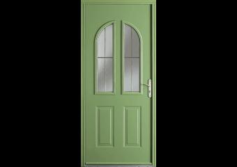 portes d 39 entr e en acier au style contemporain et classique cas o. Black Bedroom Furniture Sets. Home Design Ideas