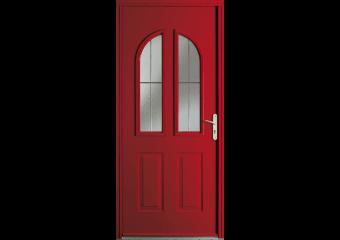 Portes d 39 entr e portes int rieures verri res cloisons - Carreau porte vitree ...