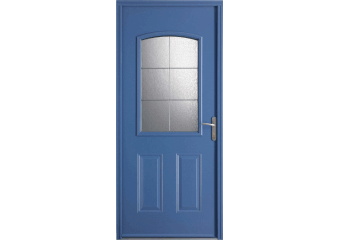 Porte vitrée 1 carreau