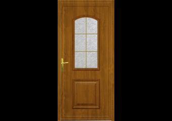 Portes Dentrée PVC Caséo - Porte placard coulissante de plus porte extérieure pvc
