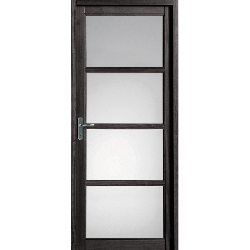 Porte int rieure vitr e 4 carreaux for Porte interieure vitree