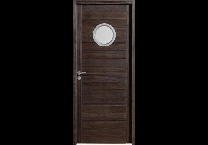 porte int rieure en bois massif exotique. Black Bedroom Furniture Sets. Home Design Ideas