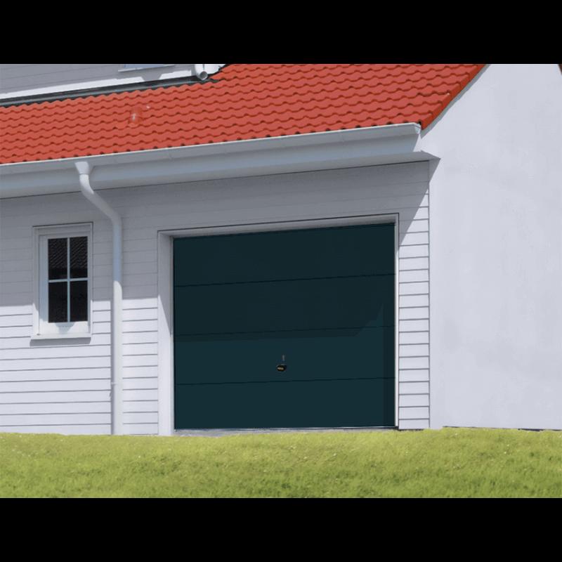 Porte De Garage Basculante En Acier Gamme Perform