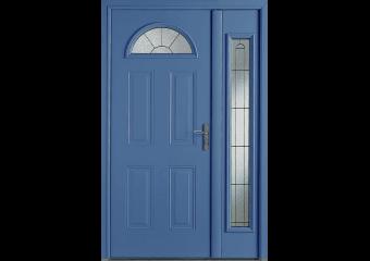 Portes d 39 entr e portes int rieures verri res cloisons - Demi porte interieure ...