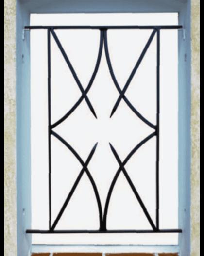 grille de d fense nora cas o. Black Bedroom Furniture Sets. Home Design Ideas