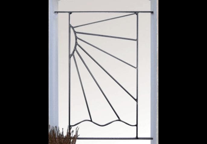 grille de d fense solazur cas o. Black Bedroom Furniture Sets. Home Design Ideas
