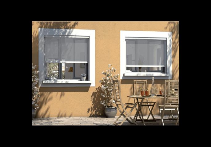 moustiquaire enroulable de fen tre. Black Bedroom Furniture Sets. Home Design Ideas