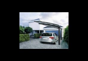 Carport sur-mesure en aluminium