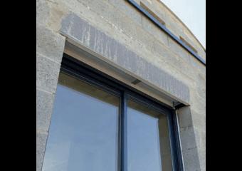 Volet intégré à la fenêtre