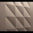 Porte moderne aux motifs origamis