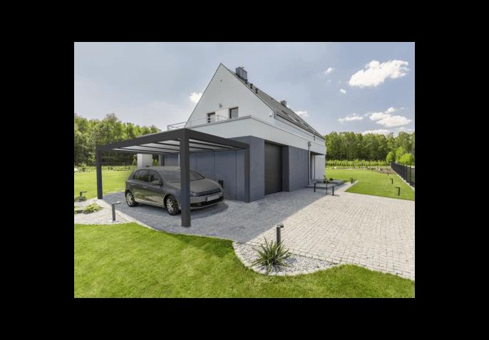 Carport Aluminium contemporain
