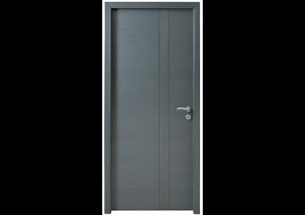 Porte insert vertical bois