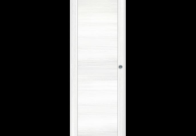 Porte coulissante int rieure avec 2 rainures verticales - Porte coulissante scrigno fiche technique ...