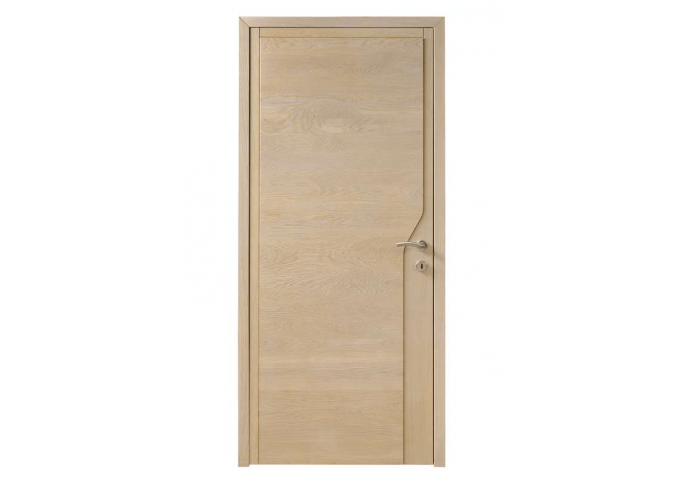 Porte pleine avec relief 3D