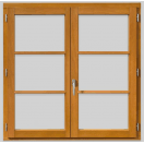 Fenêtres bois PREMIUM