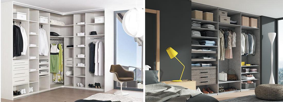 Aménager sa chambre avec dressing, verrière et portes de placards