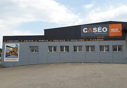 Magasin Caséo Lyon Ouest