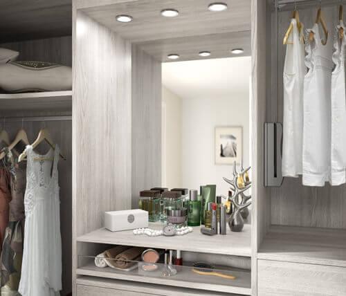dressing sur mesure premium. Black Bedroom Furniture Sets. Home Design Ideas