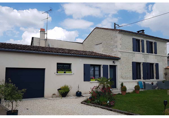 Chantier complet menuiseries