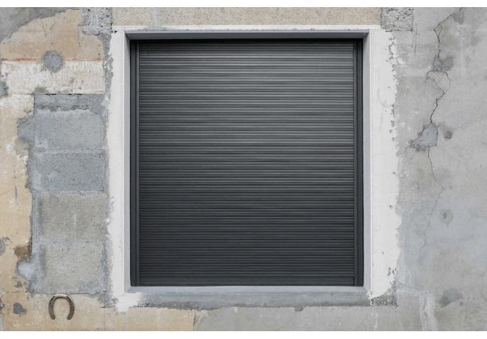 Volet roulant alu pour fenêtre battante à Cercier Annecy